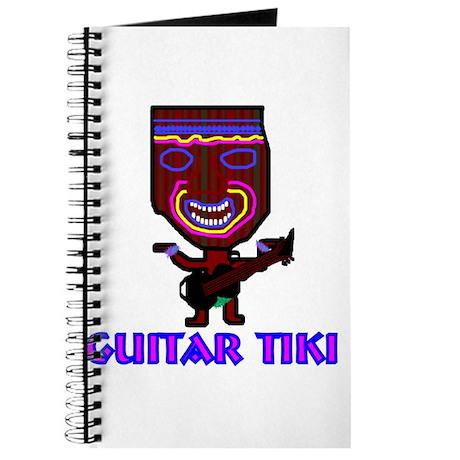 guitar tiki Journal