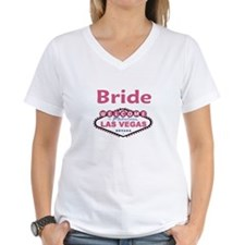 Paris Pink Bride Shirt