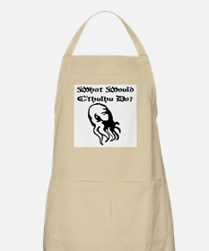 what would cthulhu do? BBQ Apron