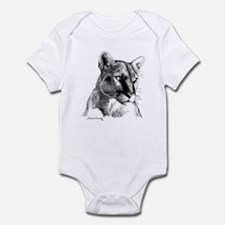 Mountain Lion Infant Bodysuit