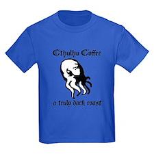 Cthulhu Coffee T