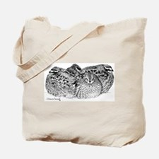 Bob White Quail Tote Bag