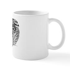 Bob White Quail Small Mug