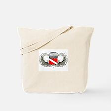 Cute Parachute Tote Bag