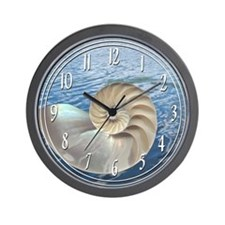 Cute Sea life Wall Clock