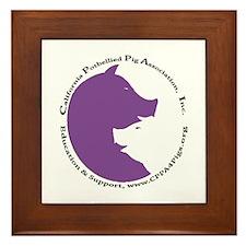 California Potbellied Pig Association, Purple Fram
