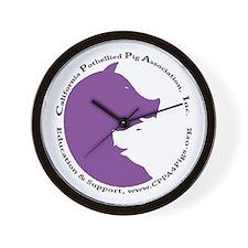 California Potbellied Pig Association, Purple Wall