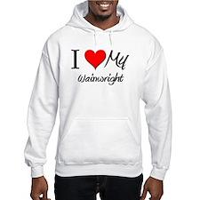 I Heart My Wainwright Hoodie