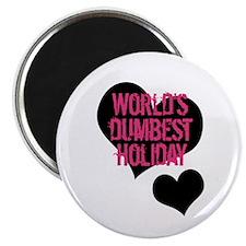 "Anti Valentine's Day 2.25"" Magnet (10 pack)"