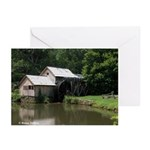 Mabry Mill Greeting Cards (Pk of 10)