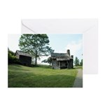 Brinegar Cabins Greeting Cards (Pk of 10)