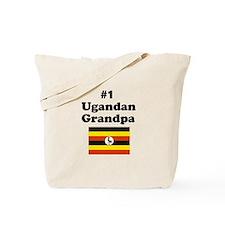 #1 Ugandan Grandpa Tote Bag