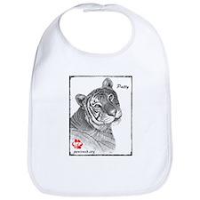 Patty the Tiger Bib