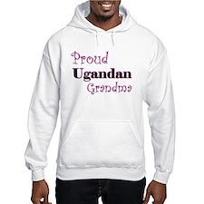 Proud Ugandan Grandma Hoodie