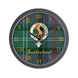 Sutherland Wall Clocks