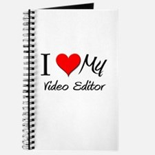 I Heart My Video Editor Journal