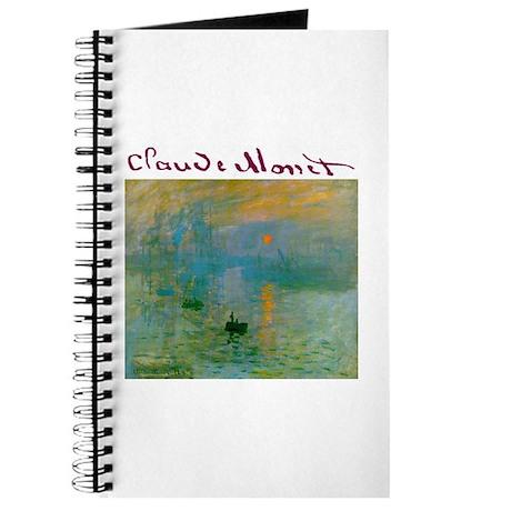 Impression Sunrise Journal