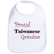 Proud Taiwanese Grandma Bib