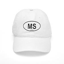 Mauritius Oval Baseball Cap