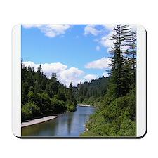 Scenic Eel River Mousepad