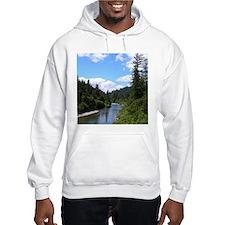 Scenic Eel River Hoodie