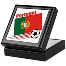 Portugal Soccer Team Keepsake Box