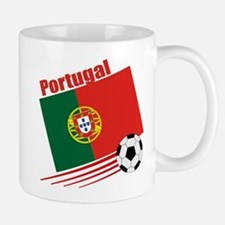 Portugal Soccer Team Mug