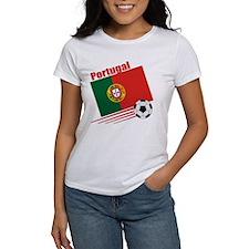 Portugal Soccer Team Tee