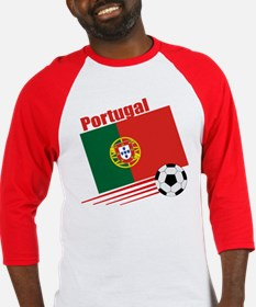 Portugal Soccer Team Baseball Jersey
