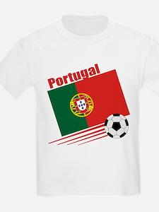 Portugal Soccer Team T-Shirt