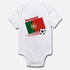 Portugal Soccer Team Infant Bodysuit