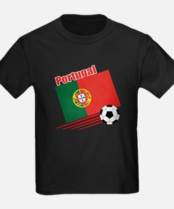 Portugal Soccer Team T
