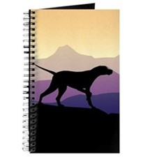 Purple Mountains Pointer Journal