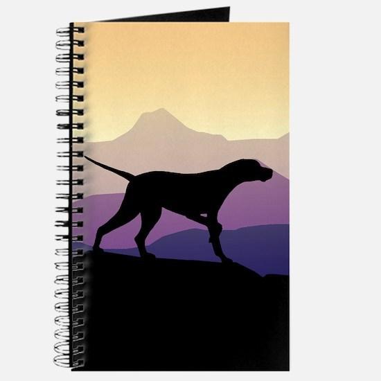 Purple Mountains Pointer Journal