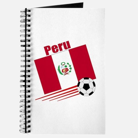 Peru Soccer Team Journal