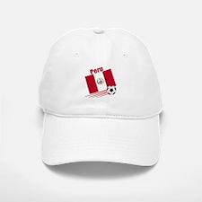 Peru Soccer Team Hat