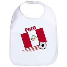Peru Soccer Team Bib