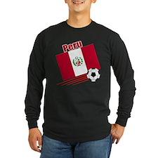 Peru Soccer Team T