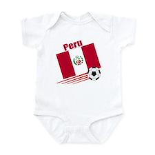 Peru Soccer Team Onesie