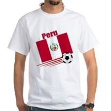 Peru Soccer Team Shirt