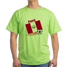 Peru Soccer Team T-Shirt