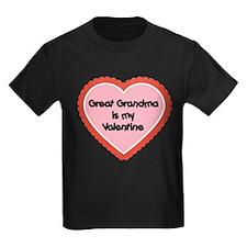 Great Grandma is My Valentine T