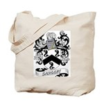 Sargent Coat of Arms Tote Bag