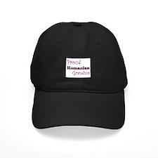 Proud Romanian Grandma Baseball Hat