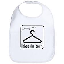 No More Wire Hangers! Bib