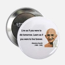 "Gandhi 2 2.25"" Button"