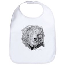Grizzly Bear Bib