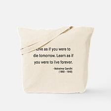 Gandhi 2 Tote Bag