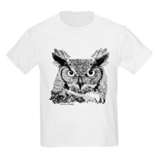Horned Owl T-Shirt