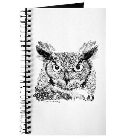 Horned Owl Journal